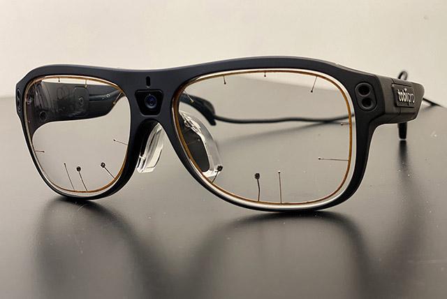 Tobii glasses for UX